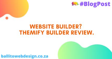 Ballito Web Design -Themify Review