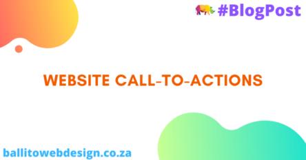 Ballito Web Design - Call to Action
