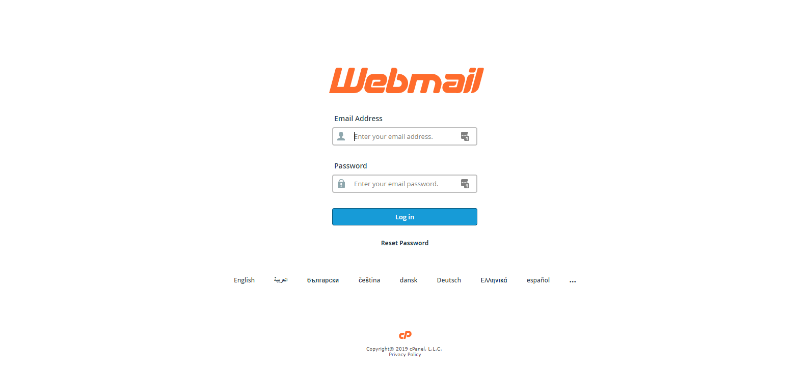 Webmail & how to use it - Ballito Web Design