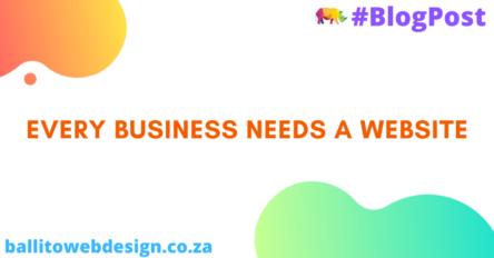 Ballito Web Design - Business Website