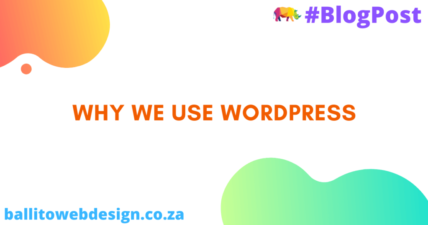 Ballito Web Design - Wordpress